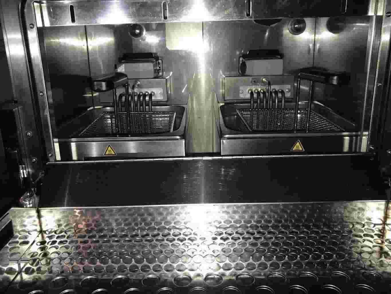 friggitrice elettrica Euro Chef