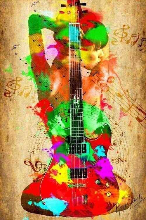 Lezioni di chitarra (acustica-elettrica)