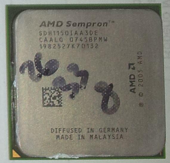 AMD Sempron LE-1150 2.0GHz