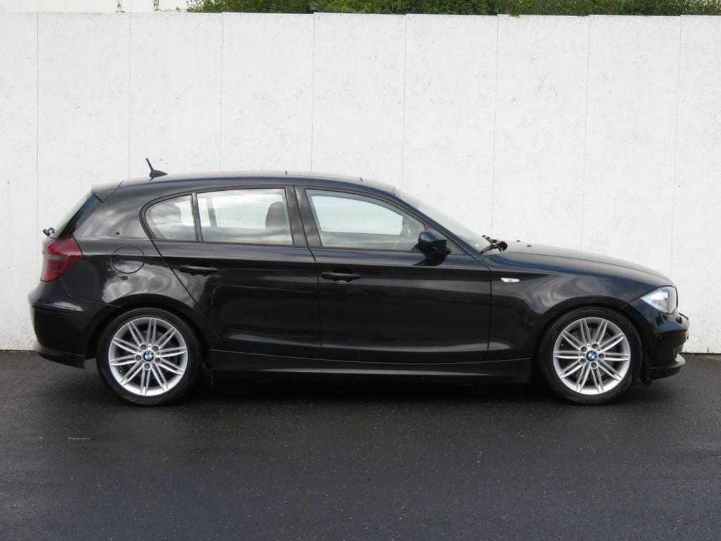 BMW 123 Serie 1 (E87) cat 5 porte Eletta DPF