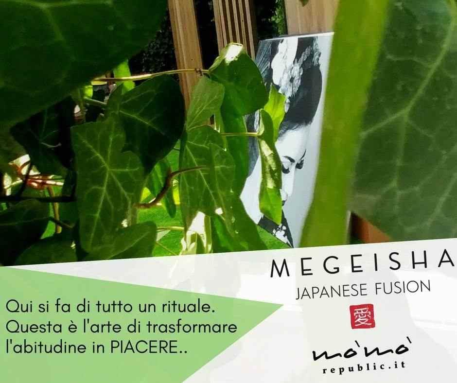 MEGEISHA JAPANESE FUSION CUSINE