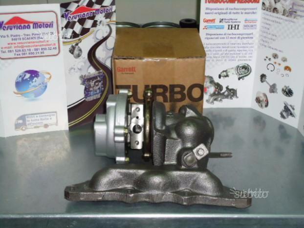 Turbocompressore Rigenerato Smart 600