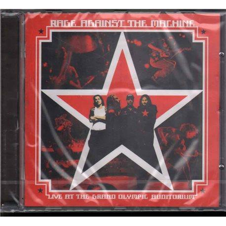 CD RAGE AGAINST THE MACHINE NUOVO ORIGINALE