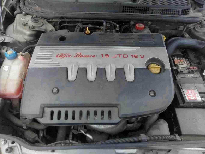 Motore Alfa Romeo 147 1900 MULTIJET 937A5000 150cv