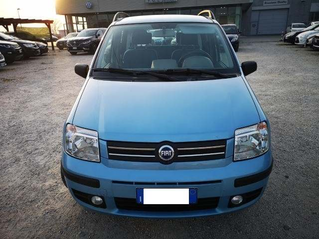 Fiat Panda 1.3 MJT , Clima automatico NEOPATENTATI