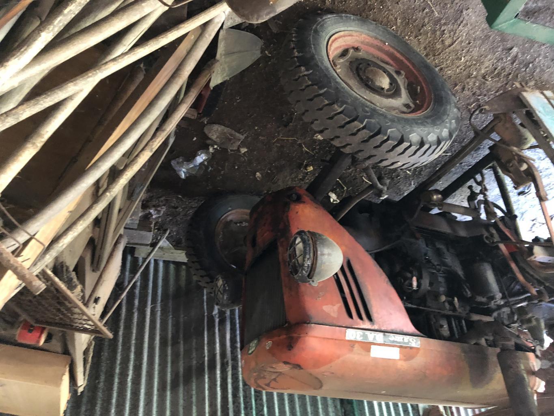 Vendesi trattore same '59