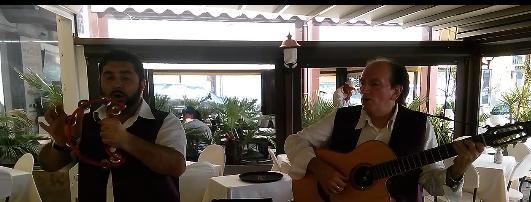 intrattenimento per matrimoni , comunioni ,battesi , cerimonie - La Posteggia napoletana