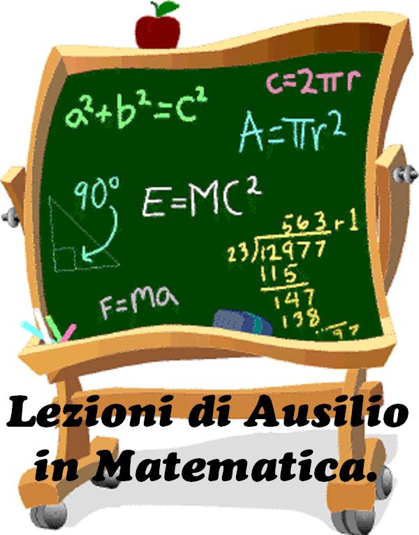 Ripetizioni private di Matematica
