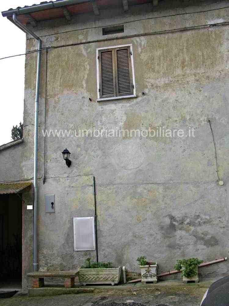 Rif. 231 parte di casa a Cacciano di Todi