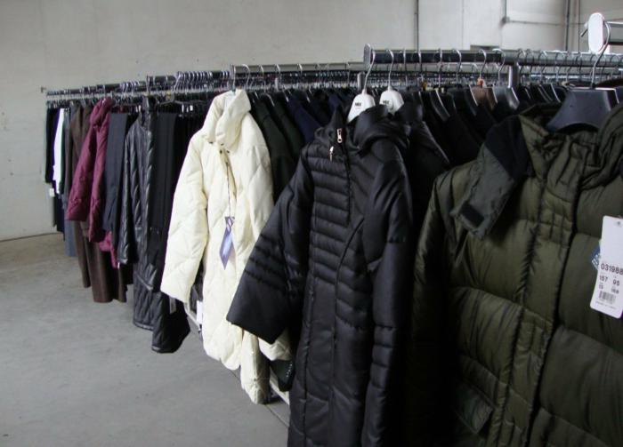 Acquistiamo abbigliamento con pagamento immediato