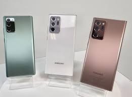 Samsung Galaxy Note 20 Ultra 5G Samsung S20 Ultra 5G Z FLIP 5G FOLD 5G e altri
