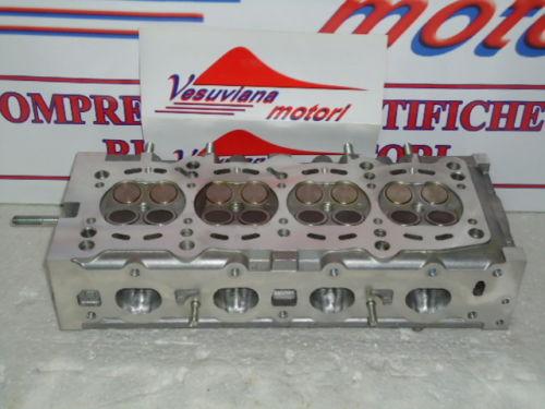 Testata Motore Revisionata per Fiat Punto Evo 1.4