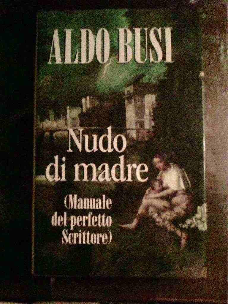 Aldo Busi - Nudo di madre