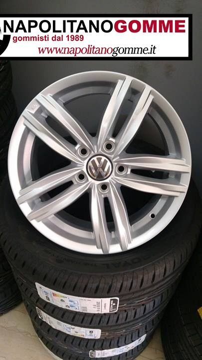 Cerchi Volkswagen Golf 5 6 7 passat 16 pollici