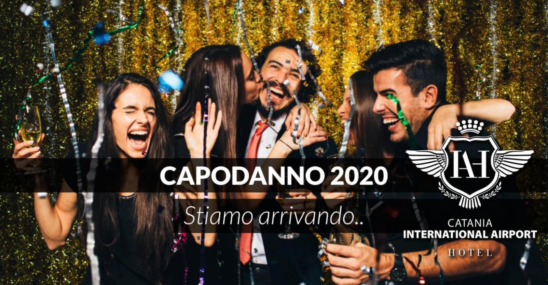 CAPODANNO 2020.HOTEL INTERNAZIONAL AIRPORT