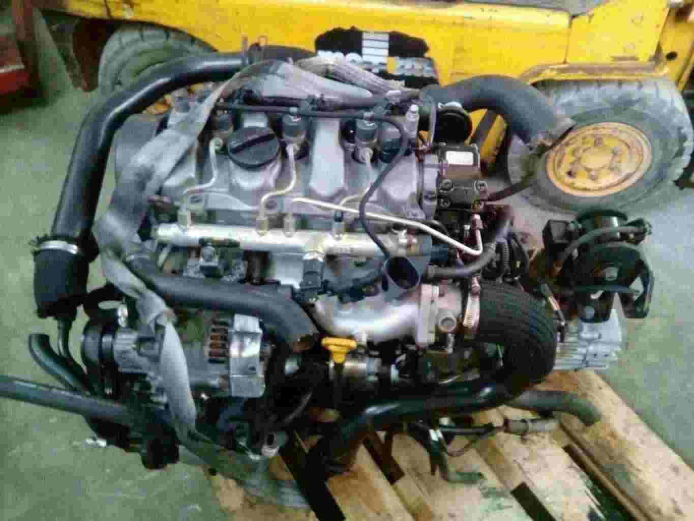 Motore Hyundai Accent Matrix 1500 CRDI D3EA
