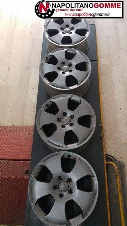 Cerchi Audi A3 17 pollici