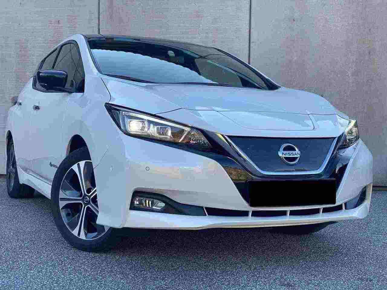Nissan Leaf LEAF 40KWH TEKNA
