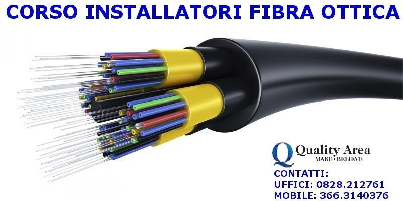 Corso FIBRA OTTICA (IN TUTTA ITALIA)