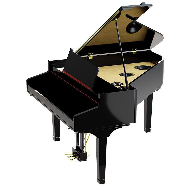 pianoforte 1/4 di coda Active Piano