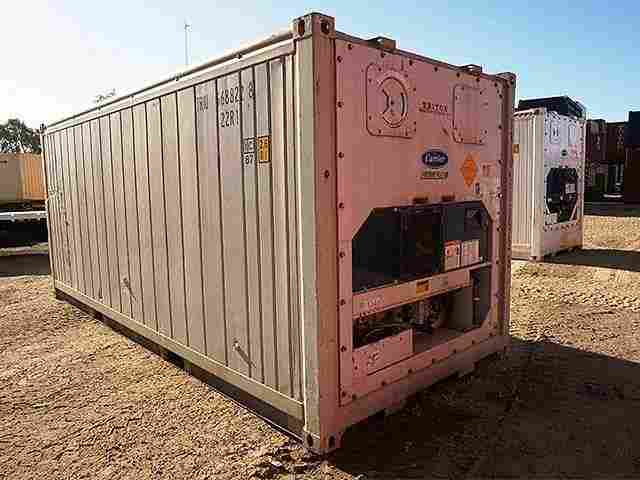Container Reefer 20'/40'Hc funzionante