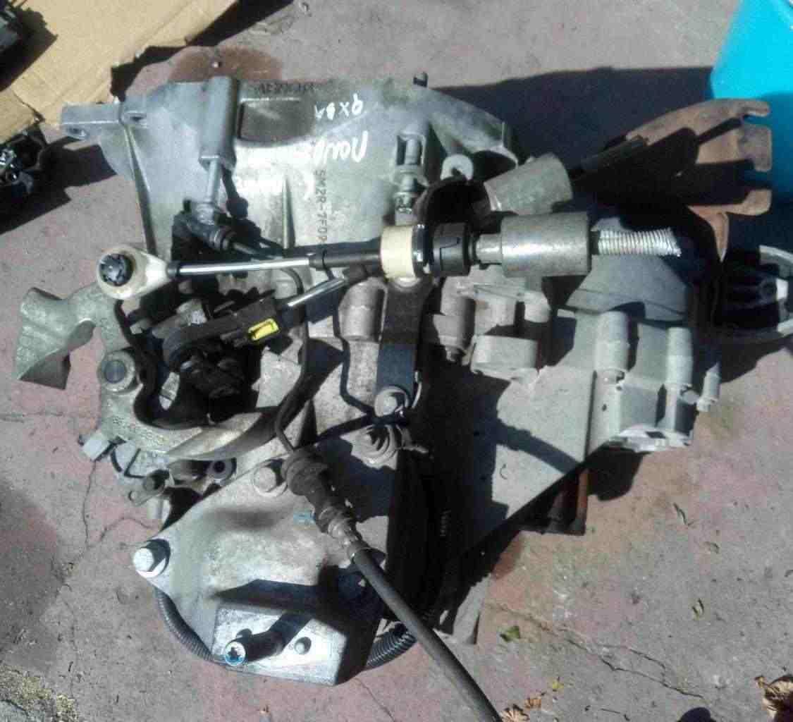 Cambio Ford Mondeo 2.0 TDCI &quot09 6M2R-7F096-EC