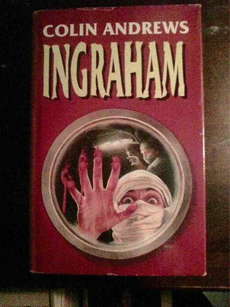 Colin Andrews - Ingraham