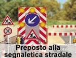 Corso Addetti segnaletica stradale (SICUREZZA SUL LAVORO)