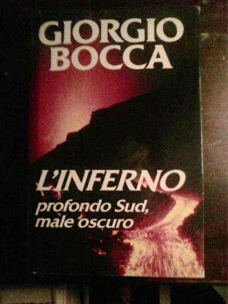 Giorgio Bocca - L'inferno