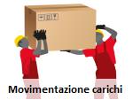 Corso movimentazione manuale dei carichi(SICUREZZA SUL LAVORO)