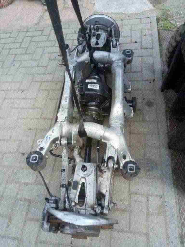 Meccanica posteriore BMW 530d E60 E61