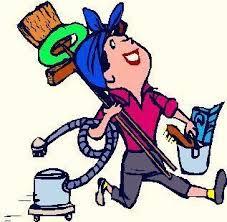 Cerco donna per pulizie domestiche e stirare