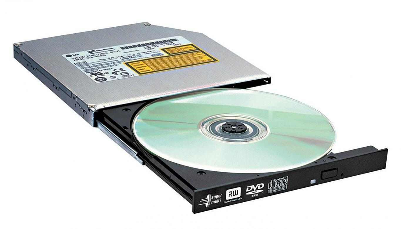 Masterizzatore DVD slim per notebook mod. LG GTA0N.