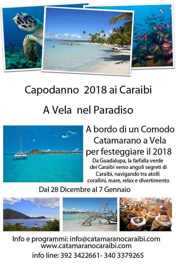 Crociera ai Caraibi a Capodanno