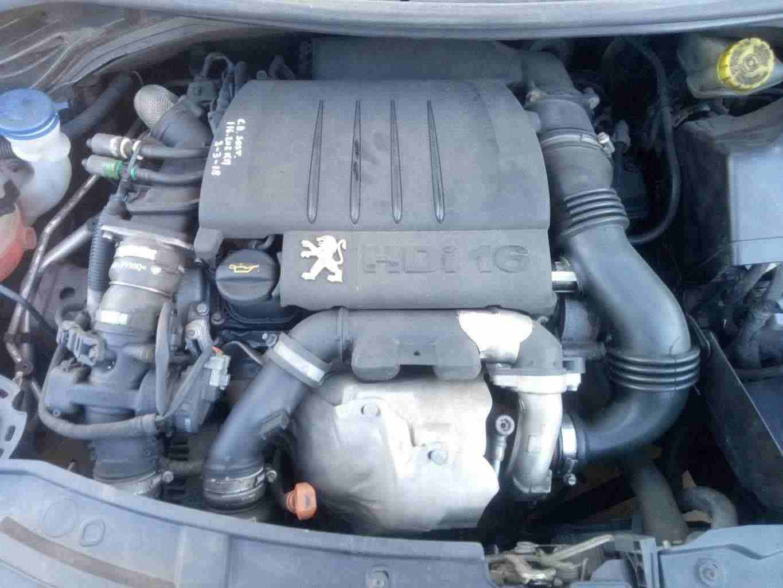 Motore Peugeot 207 1600 HDI 9HX