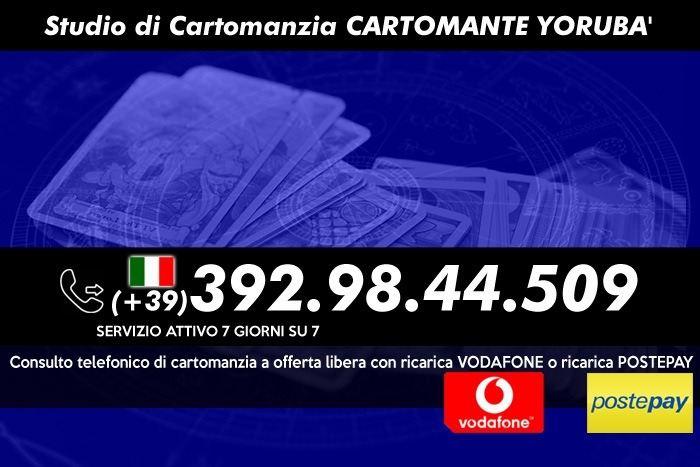 Studio di Cartomanzia - Consulti telefonici