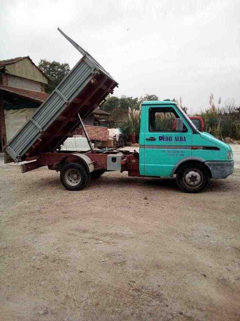 IVECO DAILY CAMION CAMIONCINO RIBALTABILE