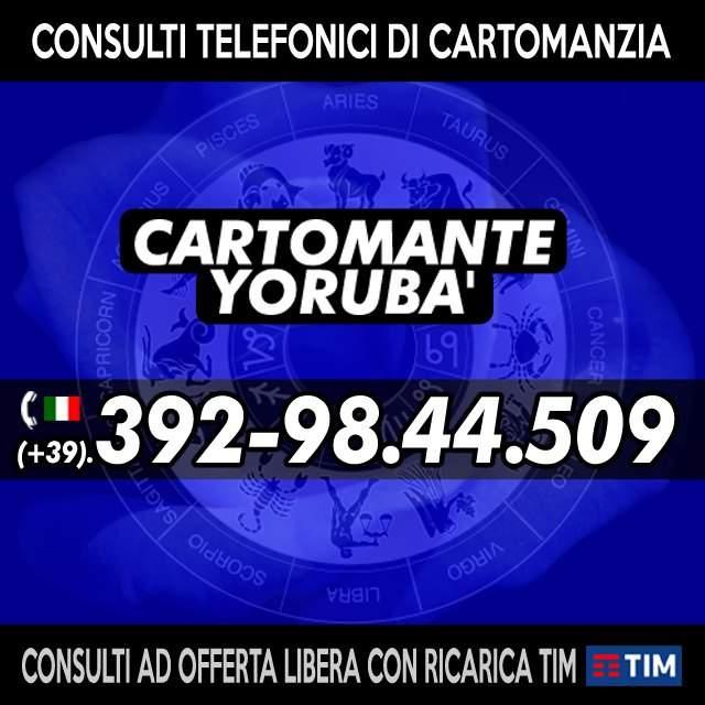 Cartomante Yoruba - Consulti di Cartomanzia a basso costo