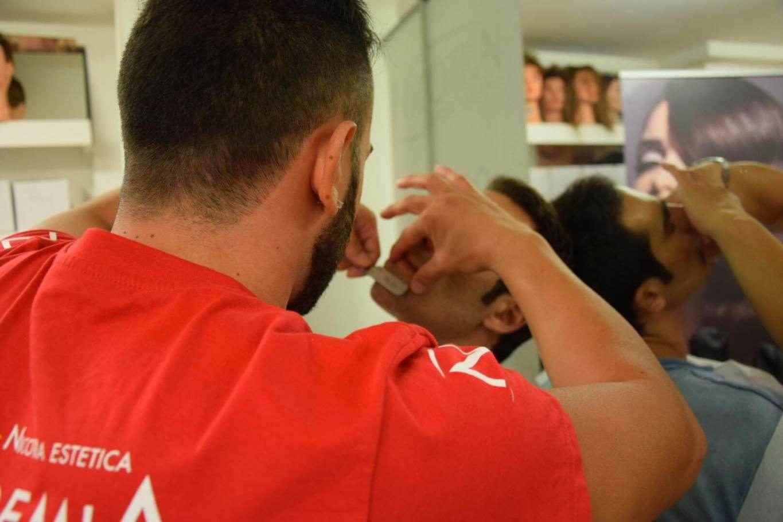 corso barbiere primo livello