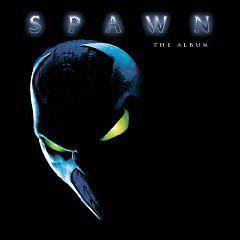 CD SPAWN THE ALBUM NUOVO ORIGINALE NEW ORIGINAL