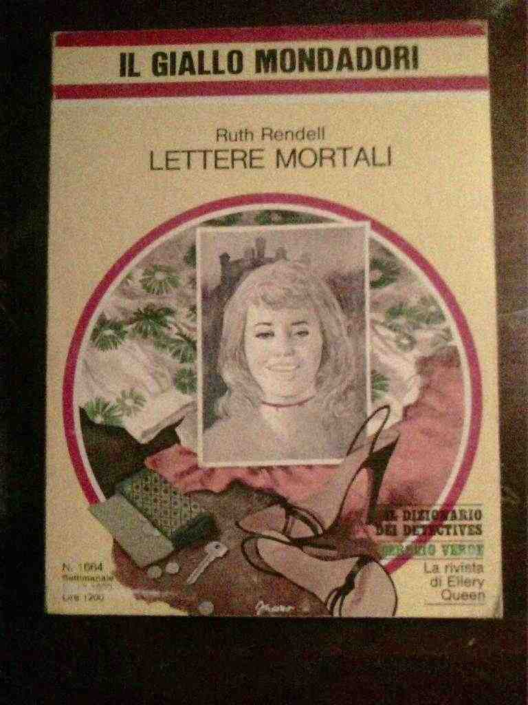 Ruth Rendell - Lettere mortali