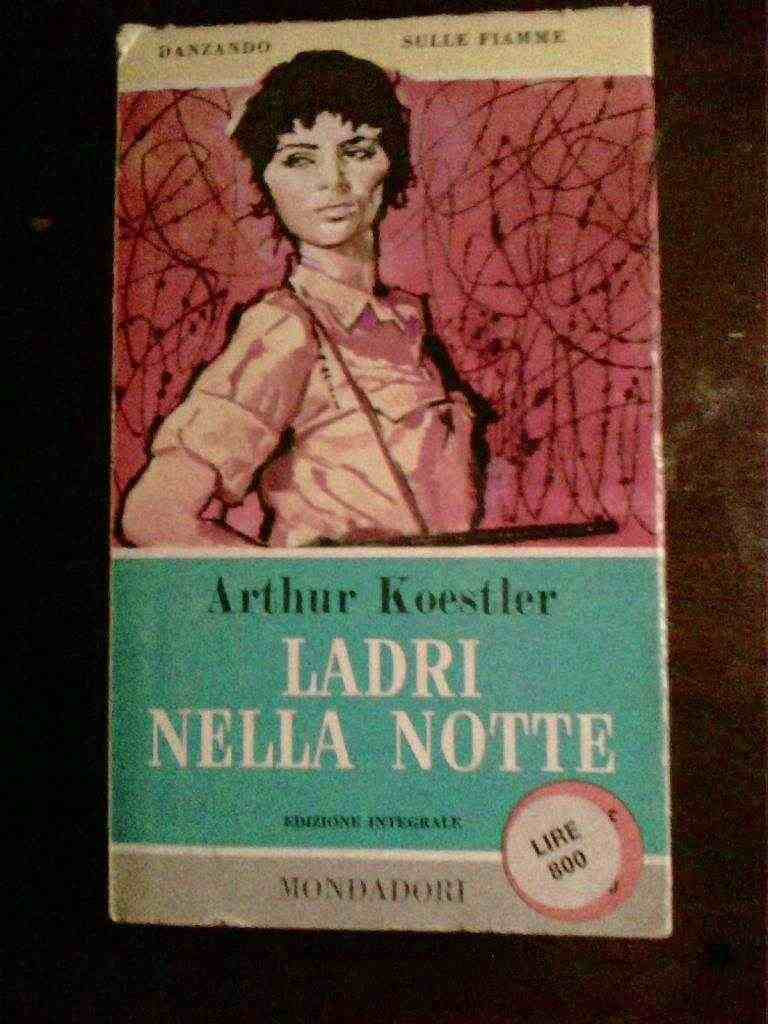 Arthur Koestler - Ladri nella notte