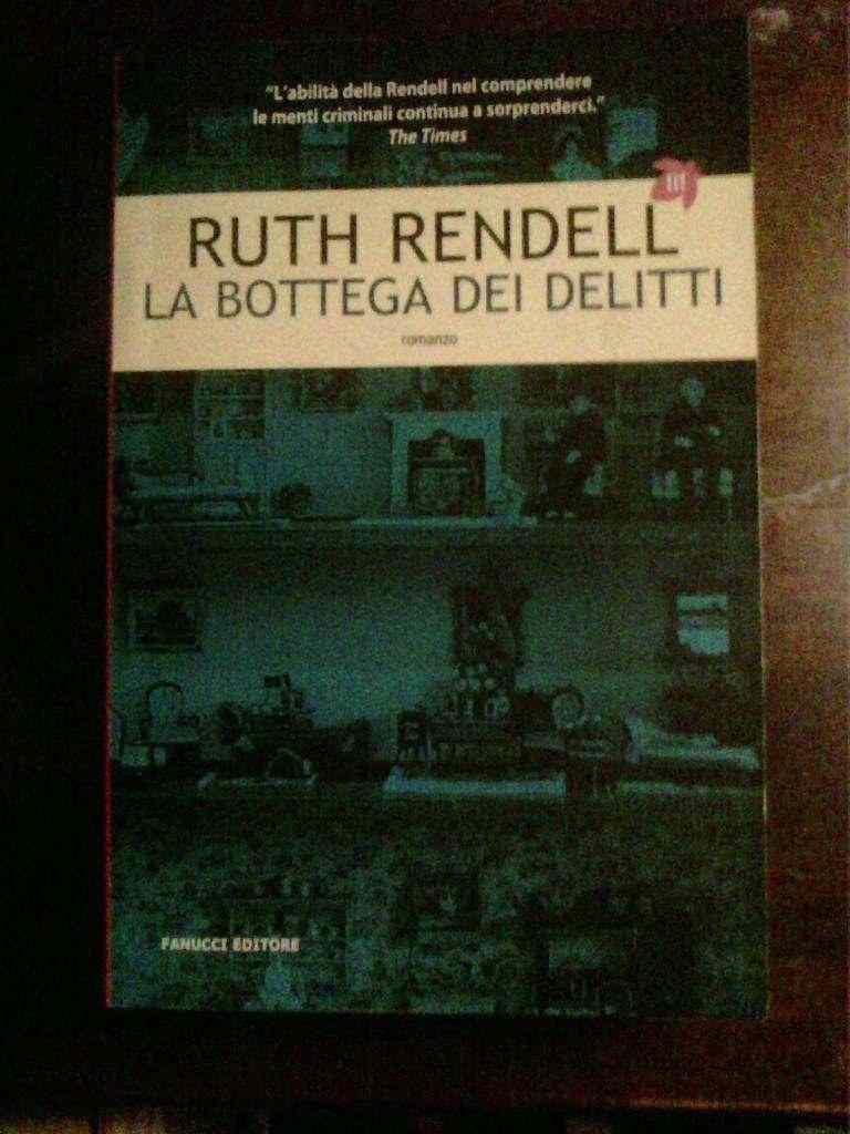 Ruth Rendell - La bottega dei delitti