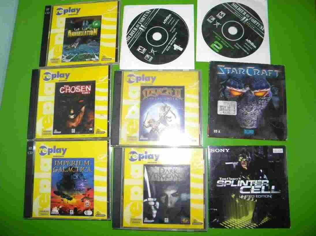 Videogiochi vintage per pc