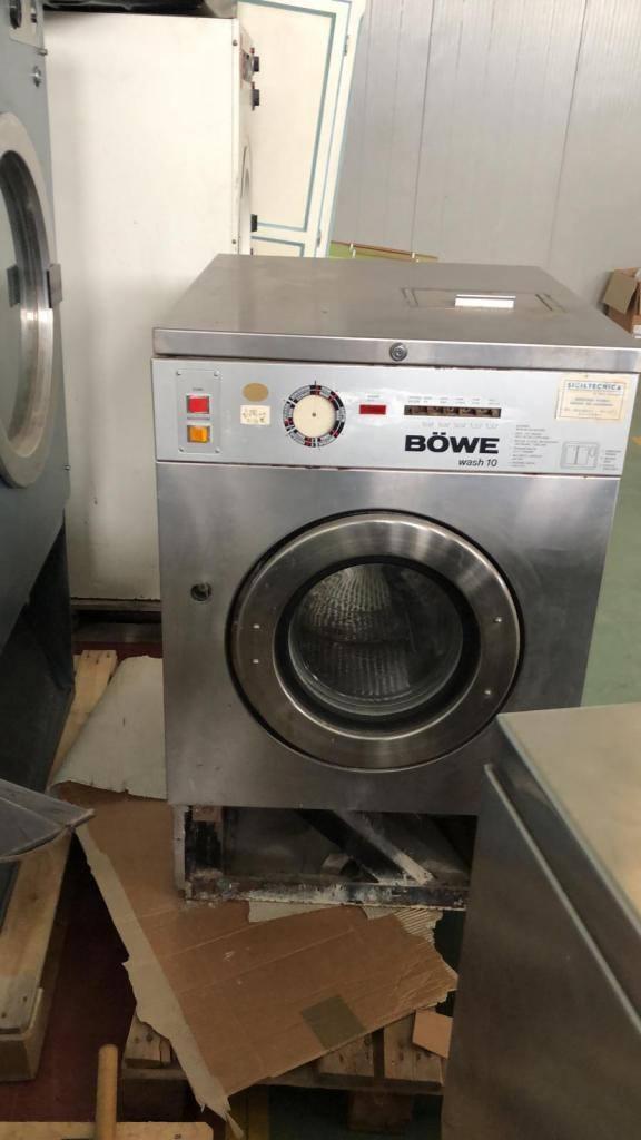 lavatrice 500 rpm min.  BOWE 10kg perfettamente funzionante prezzo occasione