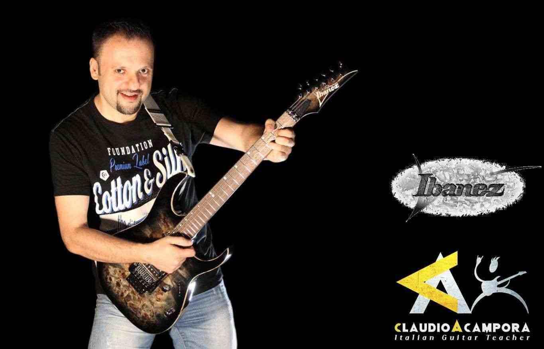 Lezioni di chitarra per adulti e bambini