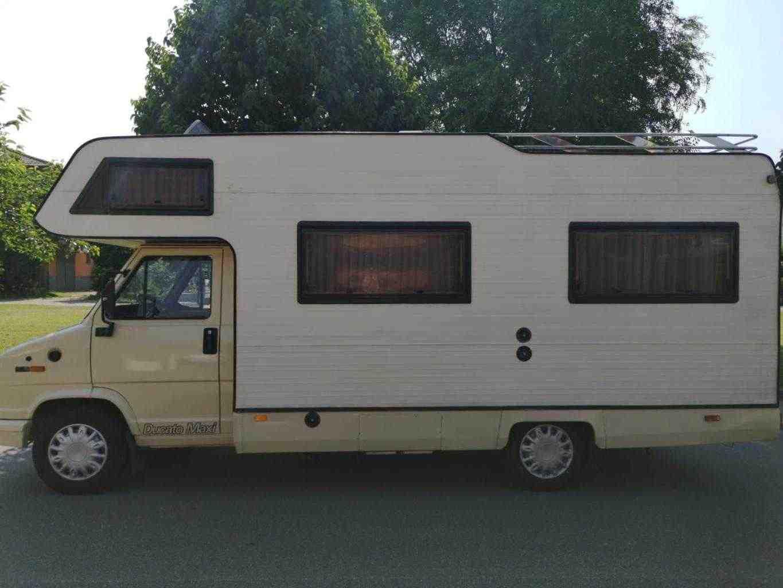 camper ducato 2500 td