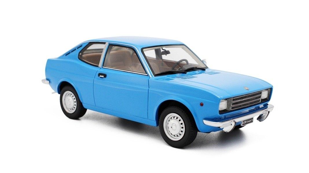1/18 FIAT 128 COUPÈ 1100 S - 1972