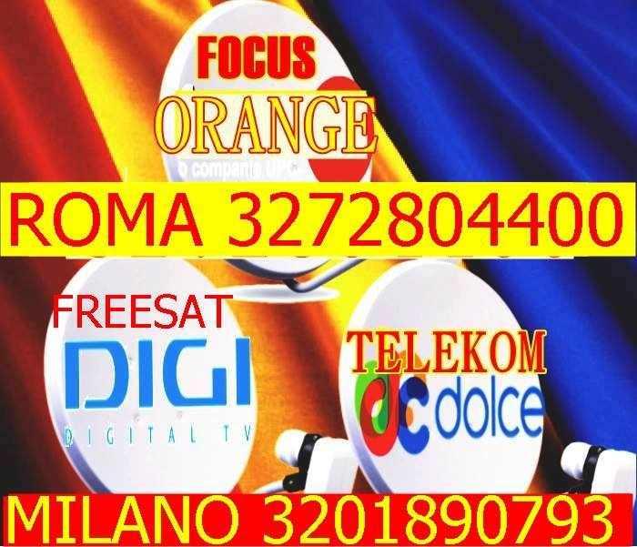 Antene Roma 3272804400 programe romanesti