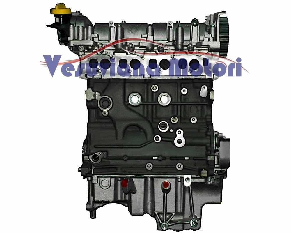 Motore Rigenerato Fiat Jeep 2.0 16v multijet